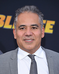 December 9, 2018 - Hollywood, California, U.S. - John Ortiz arrives for the premiere of the film 'Bumblebee' at the Chinese theater. (Credit Image: © Lisa O'Connor/ZUMA Wire)
