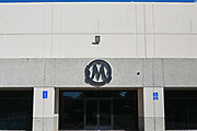 General overall view of signage outside the Mamba Sports Academy, Thursday, March 26, 2020, in Thousand Oaks, Calif. Kobe Bryant and daughter Gianna Bryant, were heading to the sports complex when on Sunday, January 26, 2020, they were among the people killed in a helicopter crash when a Sikorsky S-76B helicopter, piloted by Ara Zobayan, crashed around 30 miles northwest of downtown Los Angeles, en route from John Wayne Airport to Camarillo Airport. (Dylan Stewart/Image of Sport)