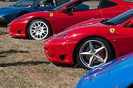 Ferrari F360 - Custom Cars & Coffee November 2014