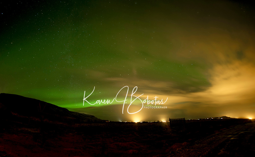 Alftroo Guesthouse - our home in Iceland.  Meeting the Icelandic horses and seeing the northern lights. ©2019 Karen Bobotas Photographer