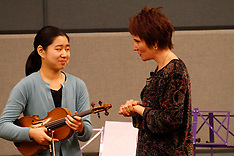 Violin Master Class (Saturday), 2010