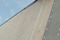 CT-DOT Orange Salt Shed Rehabilitation Project. No. 0106-0123. Construction Progress Views, Third Shoot.