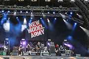 A Summerstale 2018, Lohmühlen, 03.08.2018<br /> New Model Army Live<br /> © Torsten Helmke