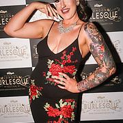 London,England,UK. 22th May 2017. Saskia de Muir *Adelaide, Australia preforms at the London Burlesque Festival 2017 - Tattoo Revue at Moth Club, Hackney,London,UK. by See Li