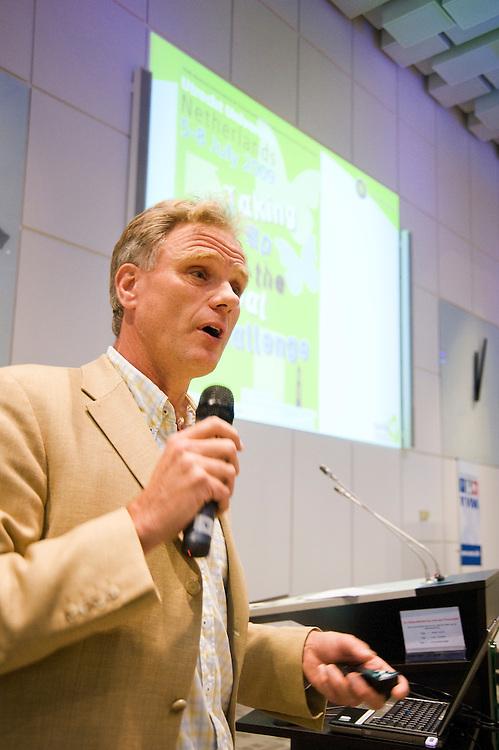 Nederland, Den Haag, 12 juni  2009..Nationale Milieudag van de VVM..Foto (c) Michiel Wijnbergh