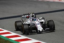 May 13, 2017 - Barcelona, Spain - Motorsports: FIA Formula One World Championship 2017, Grand Prix of Spain, .#18 Lance Stroll (CAN, Williams Martini Racing) (Credit Image: © Hoch Zwei via ZUMA Wire)