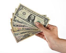 Themenbild - US Dollar Faecher aufgenommen am 03. Juli 2015, Deutschland // US Dollar Notes, Germany on 2015/07/03. EXPA Pictures © 2015, PhotoCredit: EXPA/ Eibner-Pressefoto/ Weber<br /> <br /> *****ATTENTION - OUT of GER*****