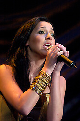 Russian Artist Alsou supports Westlife at the Hallam FM Arena Sheffield<br /> 19 March 2005<br /> Image copyright Paul David Drabble<br /> all Rights Reserved and Asserted