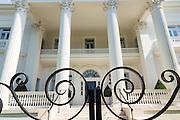 Villa Marguerita Italian Renaissance Revival style home on South Battery in historic Charleston, SC.