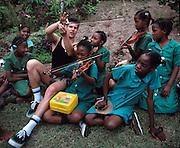 Violins in Jamaica