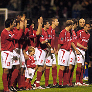 NLD/Alkmaar/20051124 - Voetbal, AZ - Middlesborough,