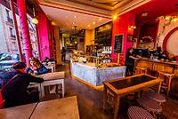 La Boulangerie des Invalides (bakery), Paris, France.