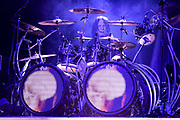 Casey Grillo - Drums with Queensryche performs at The House of Blues in Anaheim Ca. on their VERDICT TOUR -January 30th, 2020