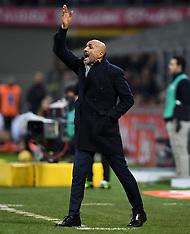 Inter Milan vs Roma - 21 Jan 2018