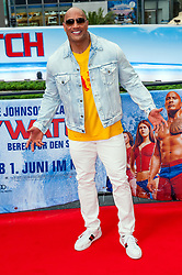 May 30, 2017 - Cannes, Berlin, France - Dwayne Johnson.''Baywatch'' European Film Premiere, Berlin, Germany - 30 May 2017.Credit: MichaelTimm/face to face (Credit Image: © face to face via ZUMA Press)