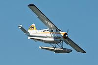 Harbour Air DeHavilland Beaver on floats