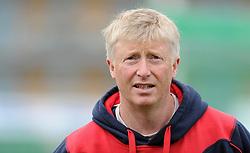 Lancashire's Coach Glen Chapple - Photo mandatory by-line: Harry Trump/JMP - Mobile: 07966 386802 - 07/04/15 - SPORT - CRICKET - Pre Season - Somerset v Lancashire - Day 1 - The County Ground, Taunton, England.