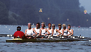 Lucerne, SWITZERLAND. USA W8+. 1992 FISA World Cup Regatta, Lucerne. Lake Rotsee.  [Mandatory Credit: Peter Spurrier: Intersport Images] 1992 Lucerne International Regatta and World Cup, Switzerland