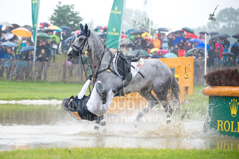 Marilyn Little (USA) & RF Smoke on the Water - DHL Preis Eventing - XC - World Equestrian Festival, CHIO Aachen 2013 - Aachen, Germany - 29 June 2013