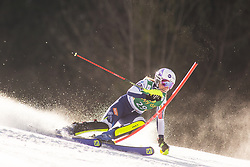 Ana Bucik (SLO) during the Ladies' Slalom at 56th Golden Fox event at Audi FIS Ski World Cup 2019/20, on February 16, 2020 in Podkoren, Kranjska Gora, Slovenia. Photo by Matic Ritonja / Sportida