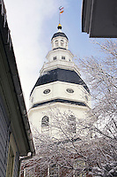 State House, Annapolis, Maryland