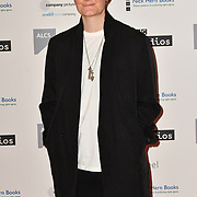 Charlie Covell attends 2019 Writers' Guild Awards at Royal College of Physicians on 14 January 2019, London, UK