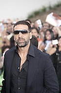 Bollywood actor Akshay Kumar arriving at the International Indian Film Academy Awards (IIFA) ceremony at the Hallam Arena in Sheffield for the annual IIFA awards. The awards were known as the 'Bollywood Oscars' and ran from 7-10th June. They were watched by an estimated global television audience 500 million people.