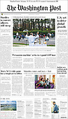 April 05, 2021 (USA): Front-page: Today's Newspapers In United States