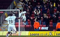 Photo: Alan Crowhurst.<br />Watford v Derby County. Coca Cola Championship. 04/03/2006. Giles Barnes celebrates his goal for Derby.