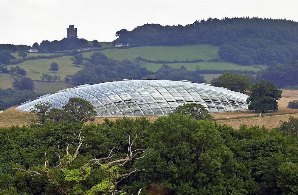 Eden Project, Cornwall, United Kingdom