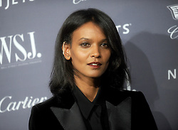 Lia Kebede attending the WSJ Magazine Innovator Awards at Museum of Modern Art in New York City, NY, USA, on November 2, 2016. Photo by Dennis van Tine/ABACAPRESS.COM