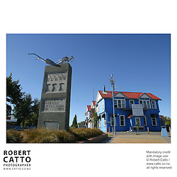 Scenic images of Methven, near Christchurch in New Zealand's South Island.  A ski town in winter, Methven is located close to Mount Hutt and Mount Olympus, in the Southern Alps.