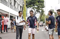 September 20, 2019, Singapore, Singapore: Motorsports: FIA Formula One World Championship 2019, Grand Prix of Singapore, ..#11 Sergio Perez (MEX, Racing Point F1 Team) (Credit Image: © Hoch Zwei via ZUMA Wire)