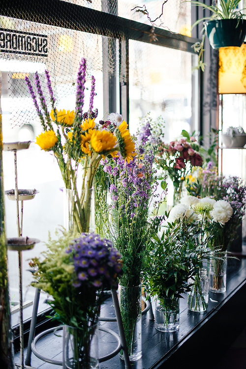 Sycamore Bar and Flower Shop - Bar closed