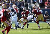 NFL-San Francisco 49ers at Los Angeles Rams-Oct 13, 2019
