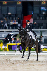 SCHNEIDER Dorothee (GER), DSP Sammy Davis JR.<br /> Stuttgart - German Masters 2019<br /> PREIS DER FIRMA ABELEIN EVENT SERVICE<br /> FEI Dressage World Cup Grand Prix <br /> Int. Dressurprüfung - CDI-W<br /> Qualifikation zur Grand Prix Kür<br /> 15. November 2019<br /> © www.sportfotos-lafrentz.de/Stefan Lafrentz