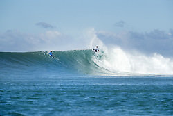 July 15, 2017 - Wildcard Dale Staples of South Africa will surf in Round Two of the Corona Open J-Bay after placing second in Heat 6 of Round One at Supertubes, Jeffreys Bay, South Africa...Corona Open J-Bay, Eastern Cape, South Africa - 15 Jul 2017. (Credit Image: © Rex Shutterstock via ZUMA Press)