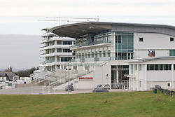 © Licensed to London News Pictures. 02/12/2020. Epsom, UK. It is being reported that Epsom Downs Racecourse will become one of the new vaccine distribution hubs. The Pfizer Biontech Covid-19 vaccine has been cleared for UK use by regulators today. A tiered system of local lockdowns has come into force in England with non-essential retail, gyms, hairdressers and other personal care businesses allowed to open after England's month long lockdown came to an end. Photo credit: Peter Macdiarmid/LNP