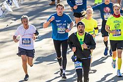 04-11-2018 USA: 2018 TCS NYC Marathon, New York<br /> Race day  TCS New York City Marathon / Bart Jan