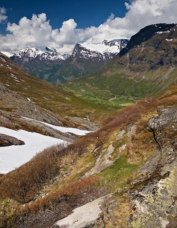 Norway - Geiranger valley