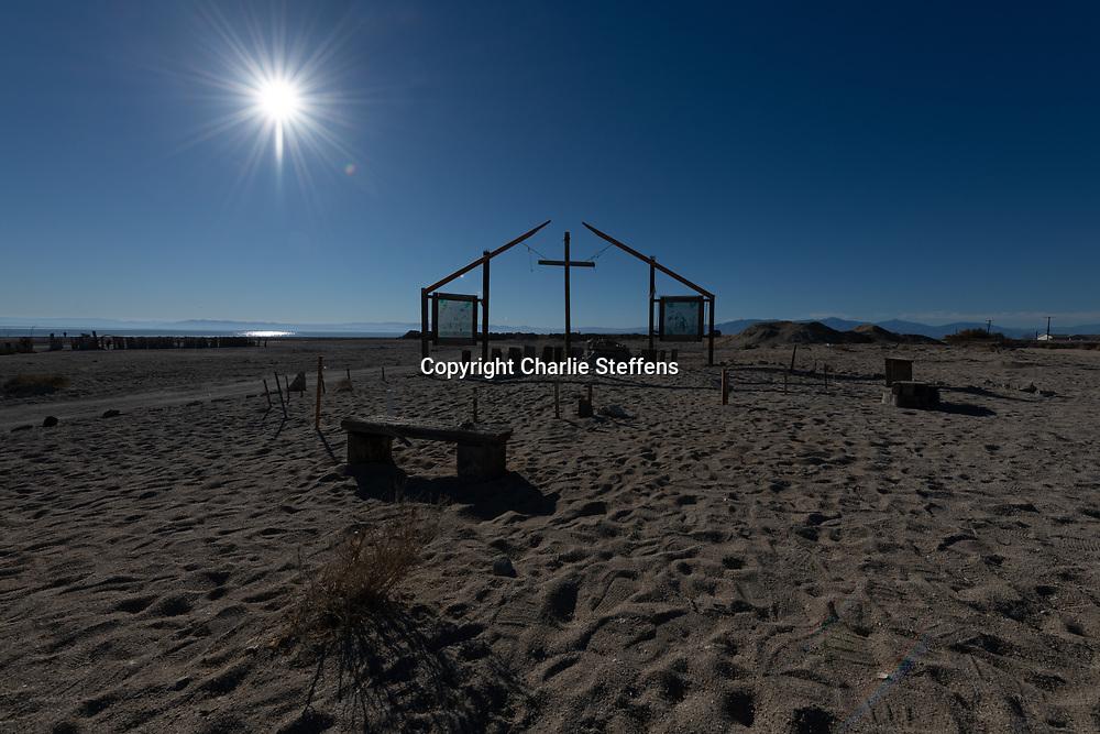 Bombay Beach          <br /> Salton Sea, California