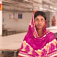 Milontara is only 22 years old. She is born and raised in Gazipur, where her job is an operator at Earl Fashion Limited. She likes to spend time with her kids.<br /> <br /> 50% of revenue will go directly back to Milontara to support her and her family - equivalent to a month's income for them.