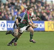 Bath, Somerset, UK., 1st February,  Zurich Premiership Rugby,  Recreation Ground The Rec.,  [Mandatory Credit: Peter Spurrier/Intersport Images],ZURICH PREMIERSHIP RUGBY Bath v Leicester Tigers<br /> Rod Kafer