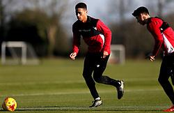 Zak Vyner of Bristol City takes part in training - Mandatory by-line: Robbie Stephenson/JMP - 19/01/2017 - FOOTBALL - Bristol City Training Ground - Bristol, England - Bristol City Training