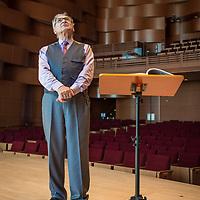 Northwestern University Symphony Conductor Victor Yampolsky