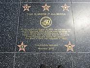 Walk of Fame 2006-2012