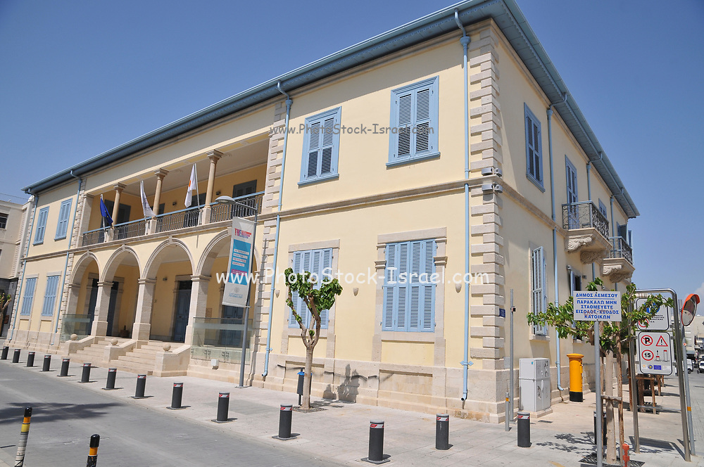 Colonial Building, Limassol, Cyprus