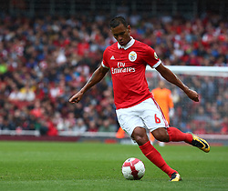 July 29, 2017 - London, United Kingdom - Filipe Augusto of Sporty Lisboa e Benfica.during Emirates Cup match between RB Arsenal against Benfica  at Emirates Stadium on 29 July 2017  (Credit Image: © Kieran Galvin/NurPhoto via ZUMA Press)
