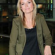 NLD/Hilversum/20121003- Boekpresentatie De Iconen van het NOS Achtuurjournaal, Daphne Lammers