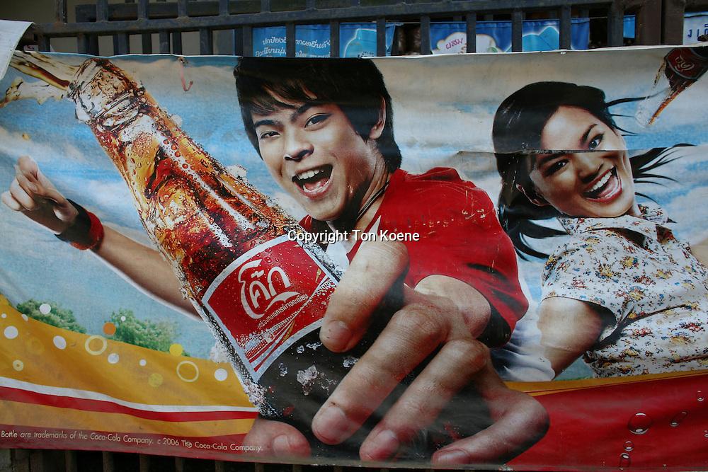 coca cola in Thailand